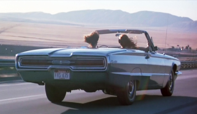 """Later On Down the Road"": The Anachronistic Geography of Thelma & Louise"