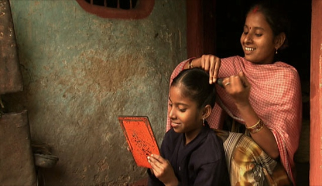 Shear Work: The Global Labour Trade in Hair India