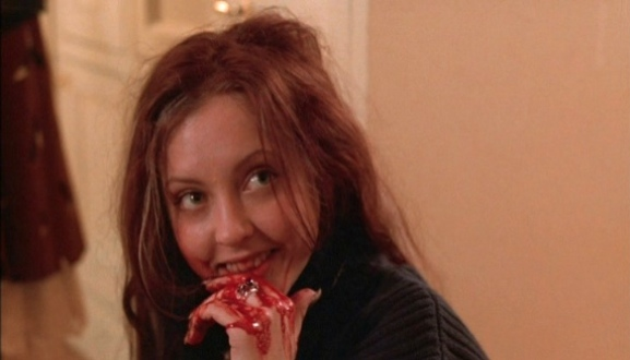 Bloody Fun: The Menstrual Horror of Ginger Snaps