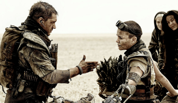 Holding Out for a Hero: Mad Max: Fury Road's new action hero[ine]