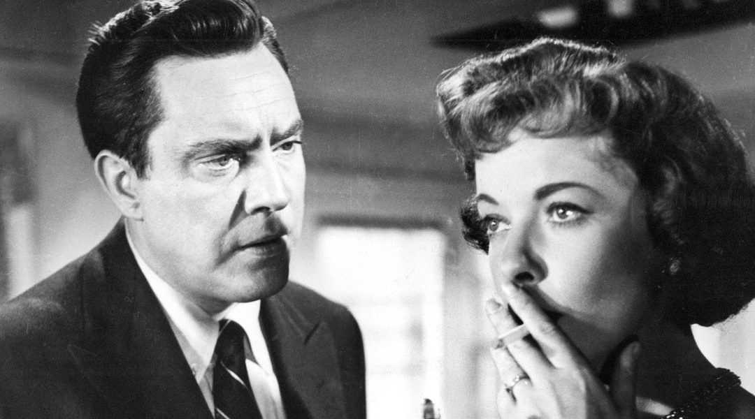 Everyday Untidy Love: Ida Lupino's The Bigamist and Douglas Sirk's There's Always Tomorrow