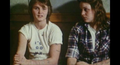 P4W: Prison for Women and Hookers on Davie:  The Documentaries of Holly Dale and Janis Cole
